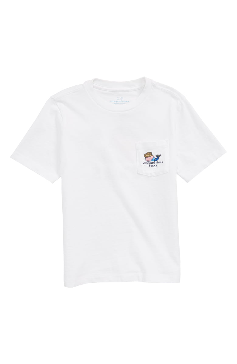 Texas Whale Pocket T.