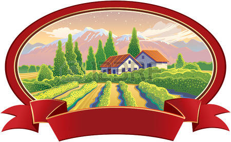 8,916 Vineyard Stock Illustrations, Cliparts And Royalty Free.