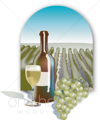 Similiar Wine Vineyard Clip Art Keywords.