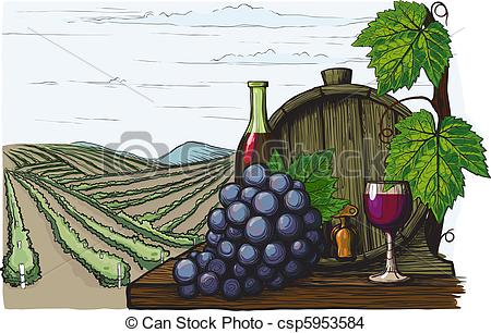 Vineyards Clip Art Vector Graphics. 3,656 Vineyards EPS clipart.