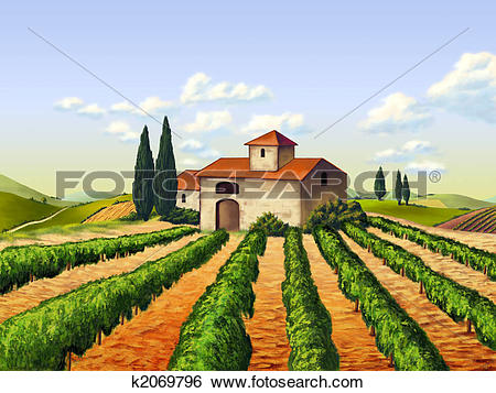 Vineyard Illustrations and Clip Art. 1,171 vineyard royalty free.