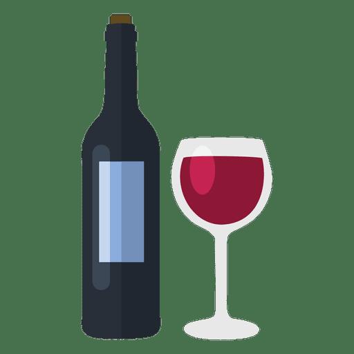 Garrafa de vinho png 2 » PNG Image.