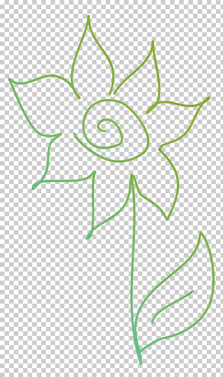 Flower Nosegay , Abstract bouquet of flowers PNG clipart.