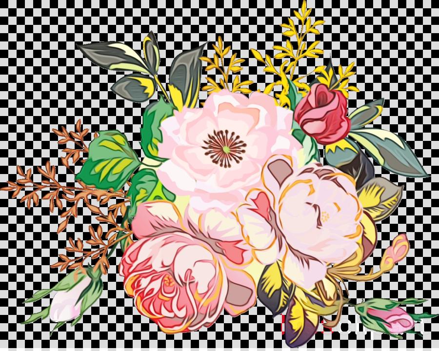 Flower, Nosegay, Flower Bouquet, transparent png image.