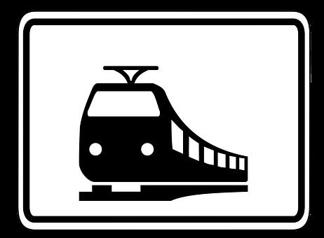 Train, Sign.