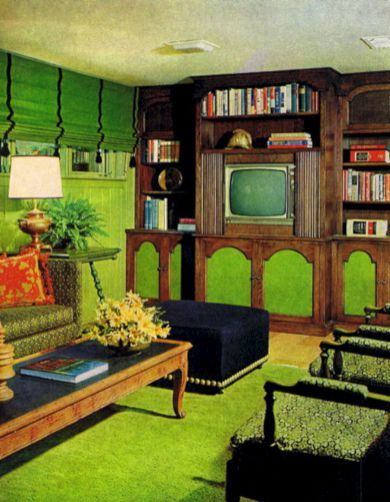 Amazing 70s Home Decor : 5+ Best Ideas.