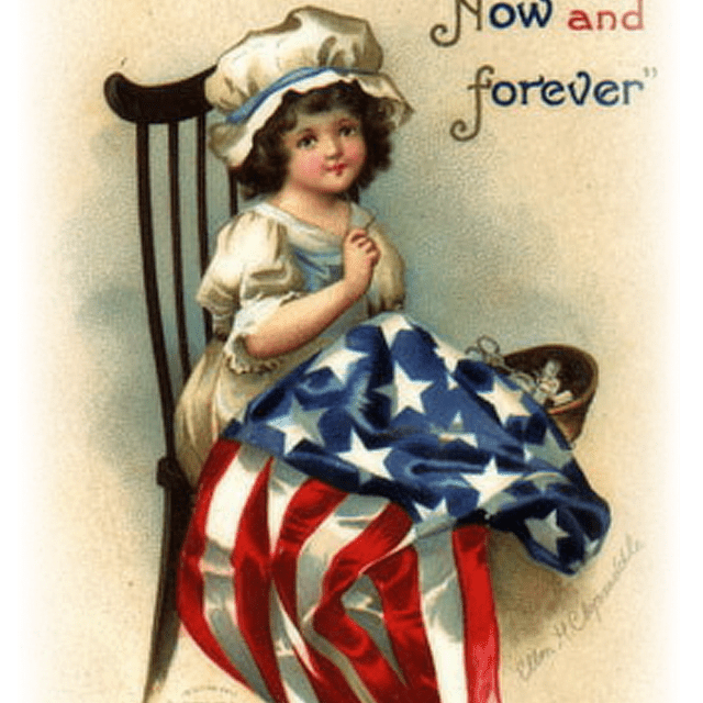 Free 4th of July Clip Art Images.