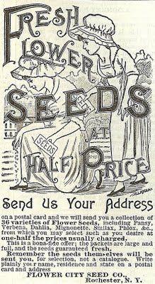 Vintage advertising Clip Art Free.