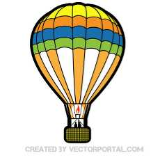 vintage air balloon vector free vectors.