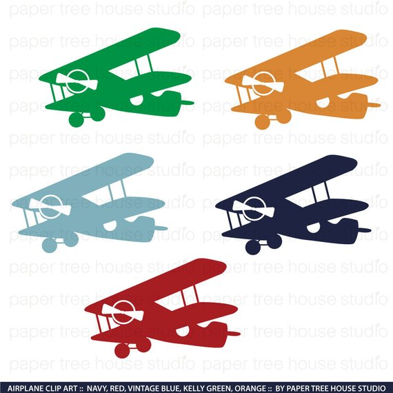 Vintage airplanes clipart 2 » Clipart Station.