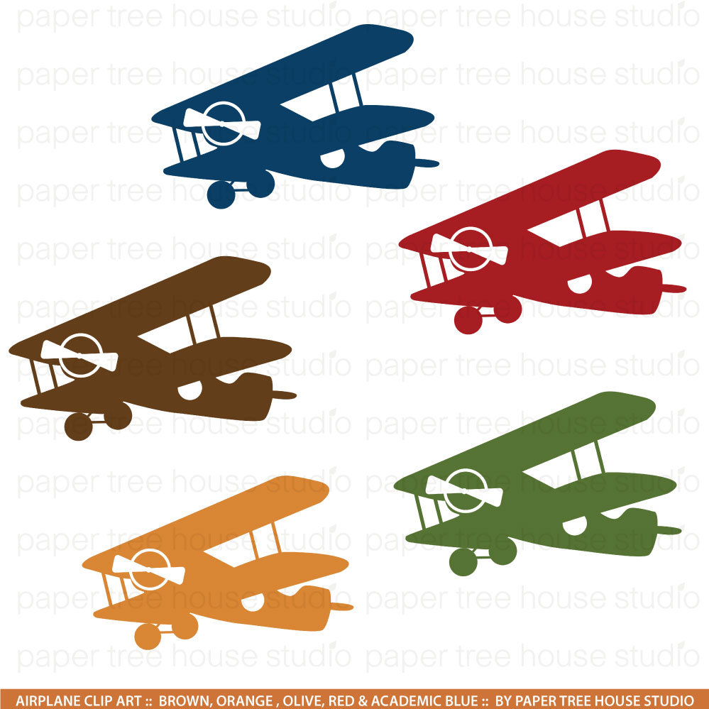 Vintage airplanes clipart 9 » Clipart Station.