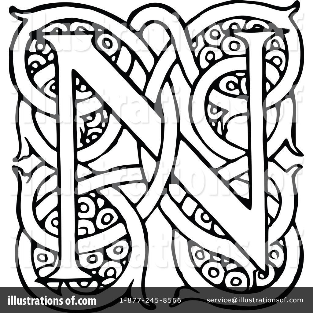 Alphabet Clipart #1166411.