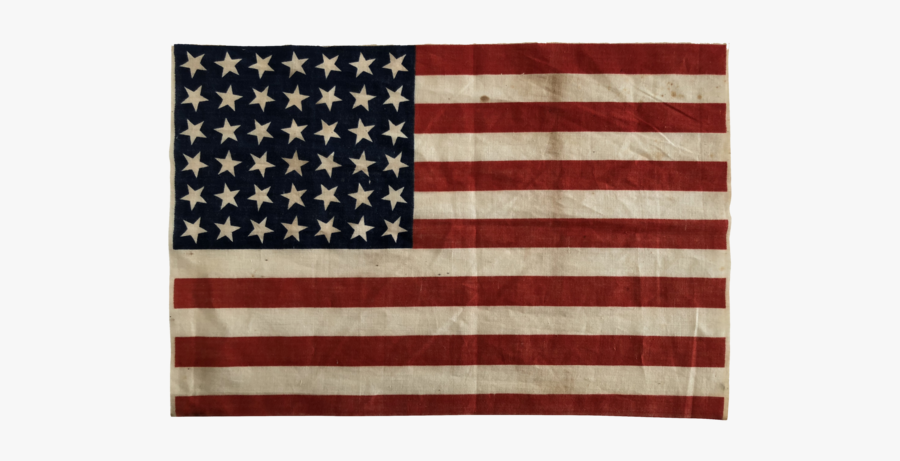 Vintage Usa Flag Png.