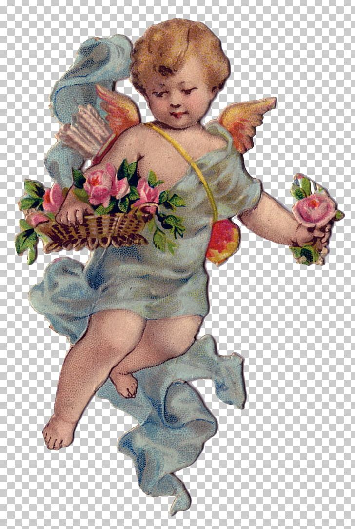 Cherub Angel Valentine\'s Day Vintage Clothing PNG, Clipart.