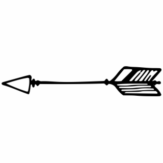 Hand Drawn Arrow Transparent Png {#178588}.