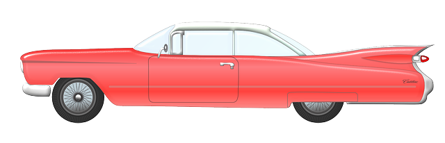 Free to Use & Public Domain Vintage Car Clip Art.