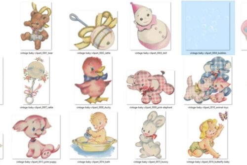 baby shower clip art Archives.