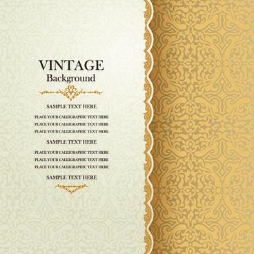 Vintage background free vector download (55,129 Free vector.