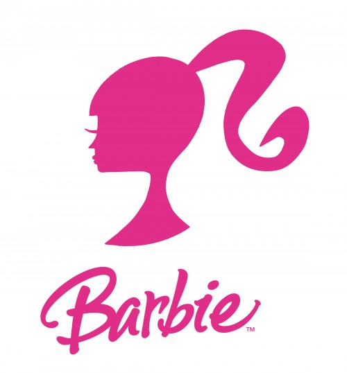 Barbie Silhouette.