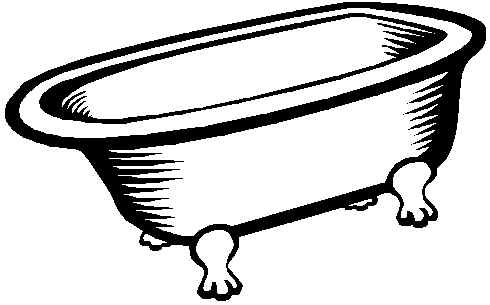 Free Cliparts Bathtub Silhouette, Download Free Clip Art.