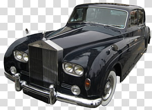 Rolls Royce Silver Cloud transparent background PNG cliparts.