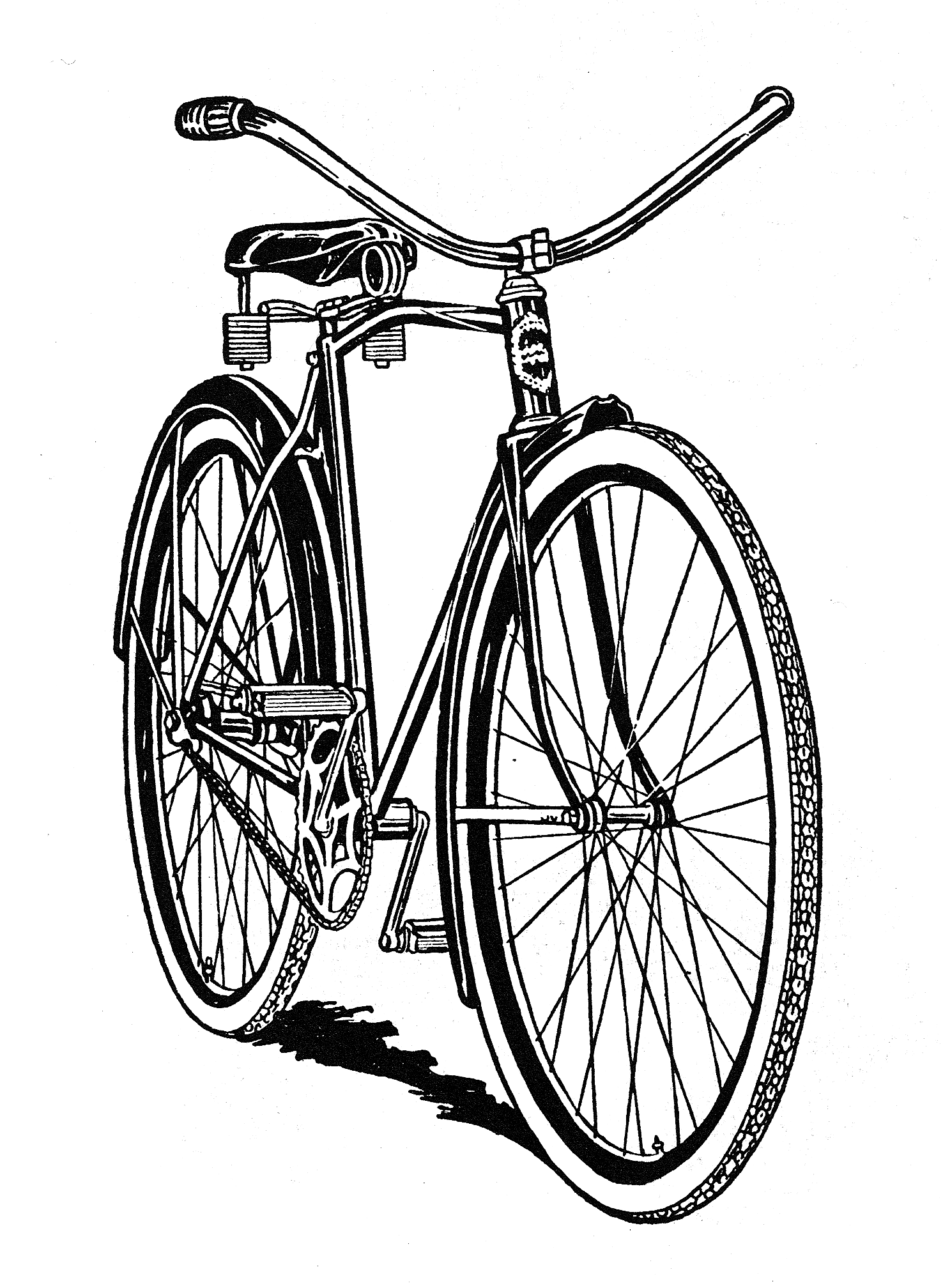 Public Domain Bicycle 2.