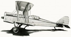 free vintage image, vintage airplane clip art, old fashioned.