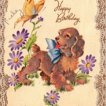 Free Birthday Clipart and Vintage Illustrations.
