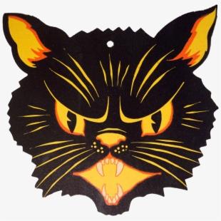 PNG Halloween Cat Cliparts & Cartoons Free Download.