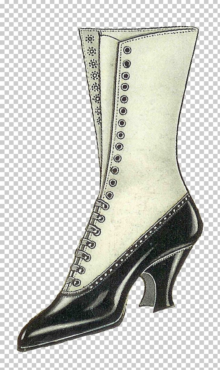 Shoe Boot Vintage Clothing Antique PNG, Clipart, Accessories.