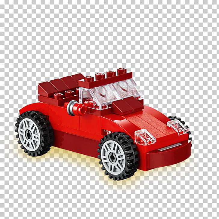 Car LEGO Classic Creative Brick Box LEGO 10695 Classic.
