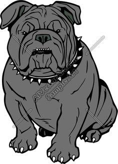 Bulldog clipart vintage, Picture #134551 bulldog clipart vintage.