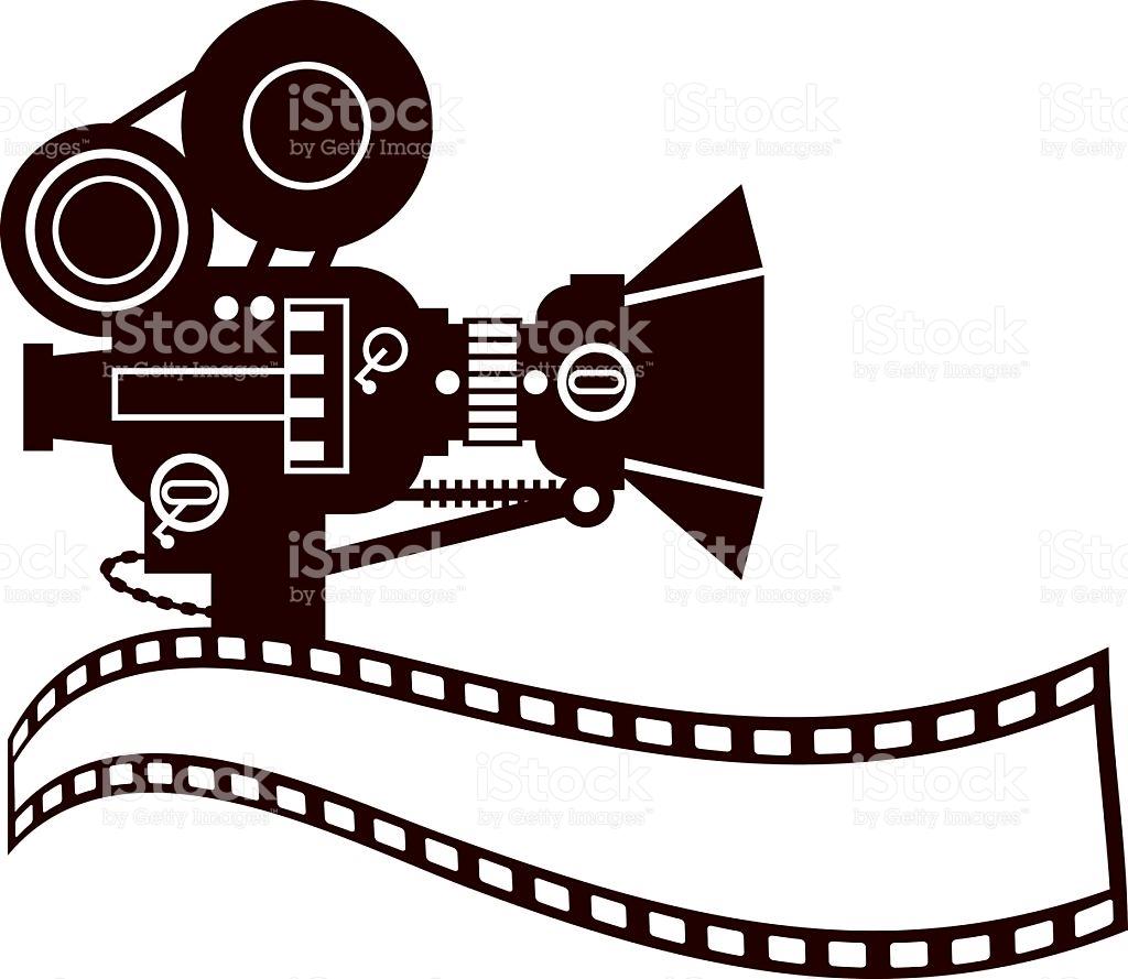 Camera Equipment Clipart.