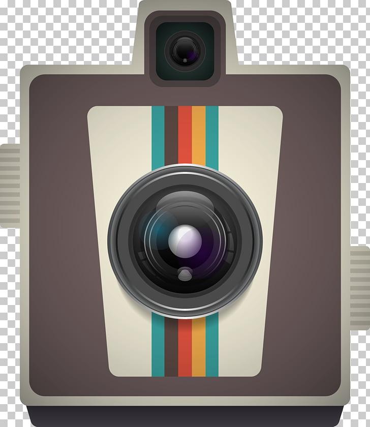 Camera Photography , Fashion retro camera old style PNG.
