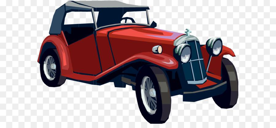 Classic clipart vintage car.