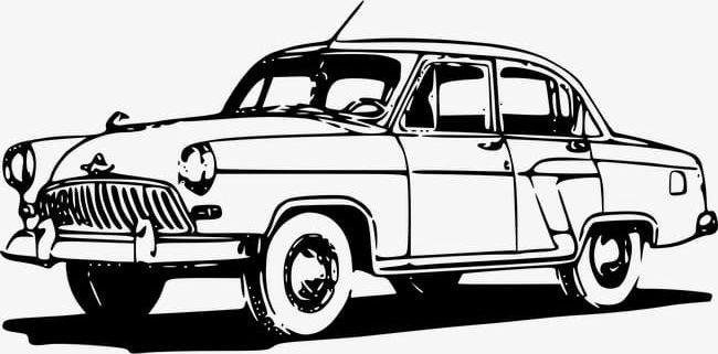 Vintage Car PNG, Clipart, Car, Car Clipart, Former, Former.