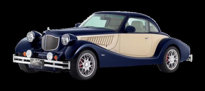 Vintage Car PNG.