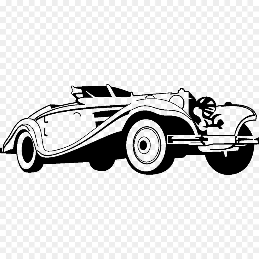 Free Classic Car Silhouette, Download Free Clip Art, Free.