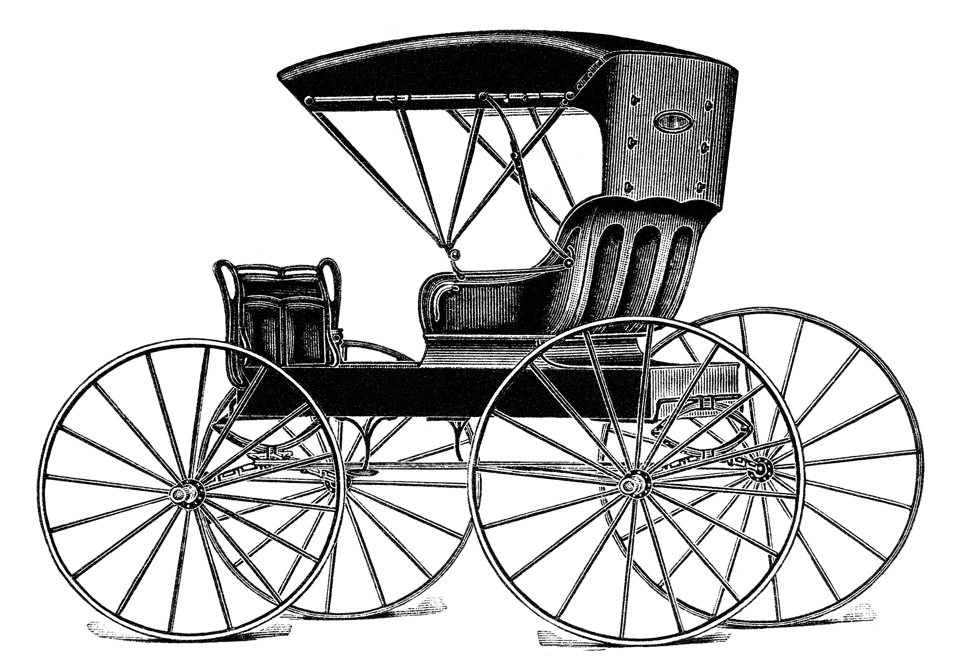 Carriage clipart vintage, Picture #328699 carriage clipart.