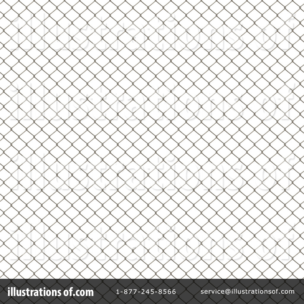 Chain Link Fence Clipart #88814.