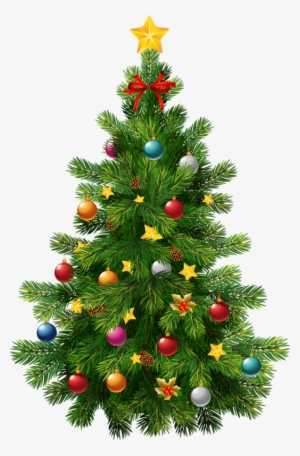 Christmas Tree Clipart Png PNG Images.