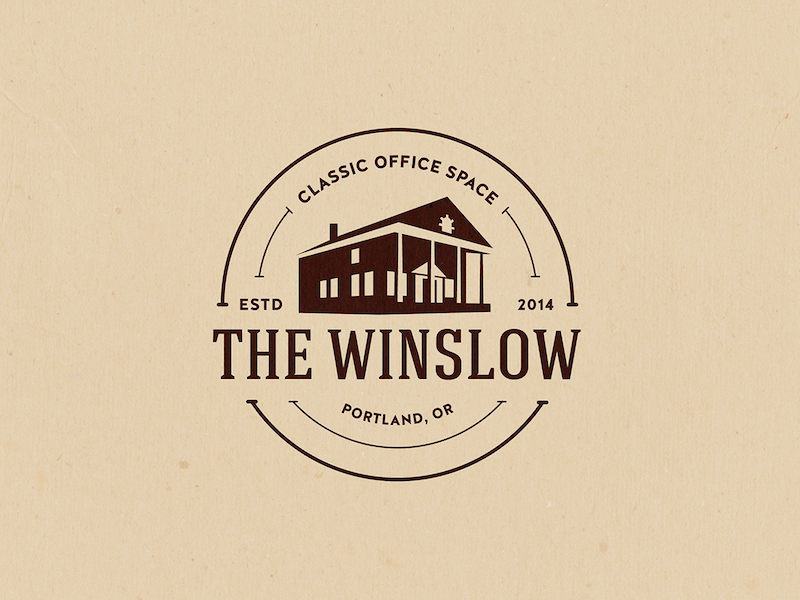 Vintage Circle Logo Design by Vadimages on Dribbble.