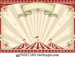Vintage Circus Clip Art.