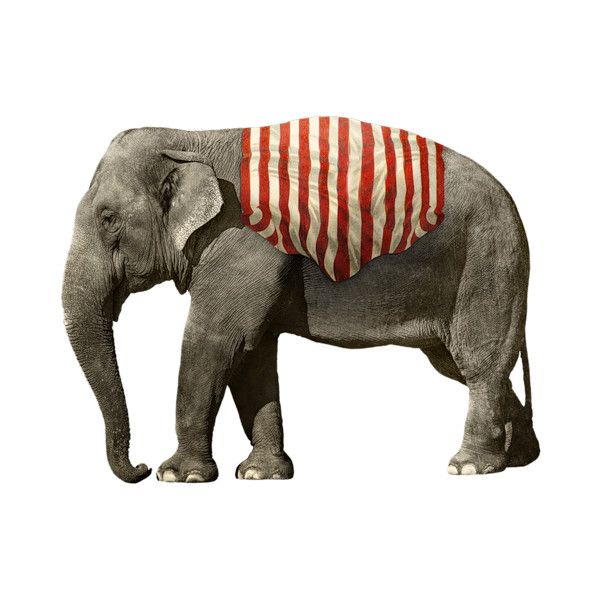 vintage circus elephant clipart 20 free Cliparts ...