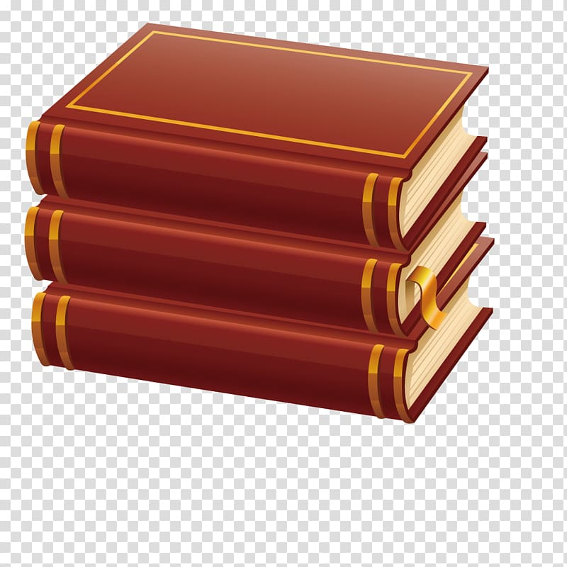 Book cover , Vintage Books transparent background PNG.