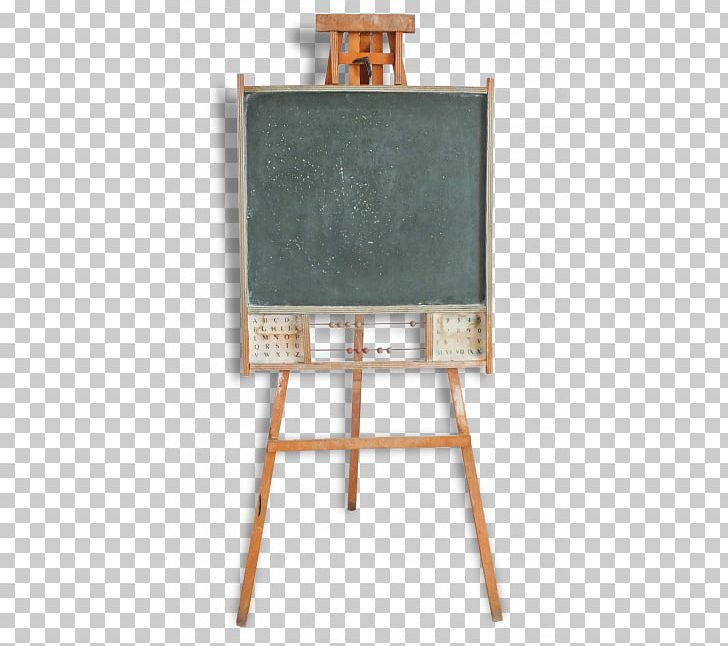 Easel Paper Painting School Vintage Clothing PNG, Clipart.
