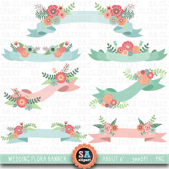 Wedding Banner Clipart \