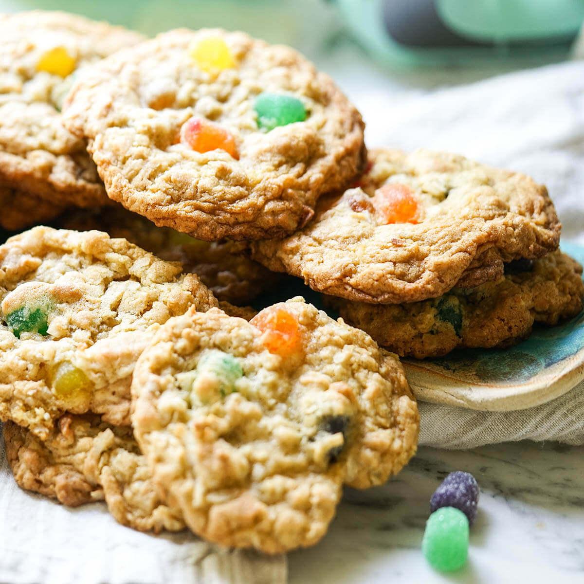 Gumdrop Cookies.