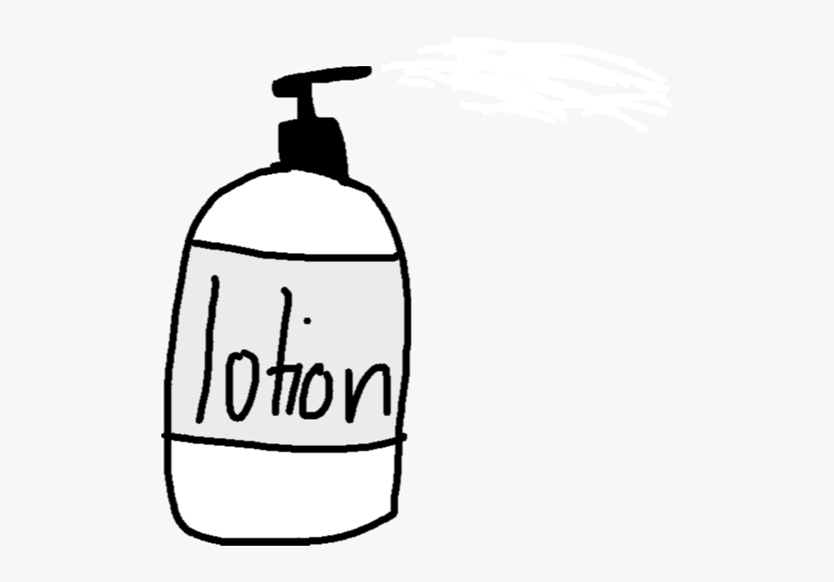 Cartoon Lotion Bottle Drawing , Transparent Cartoon, Free.