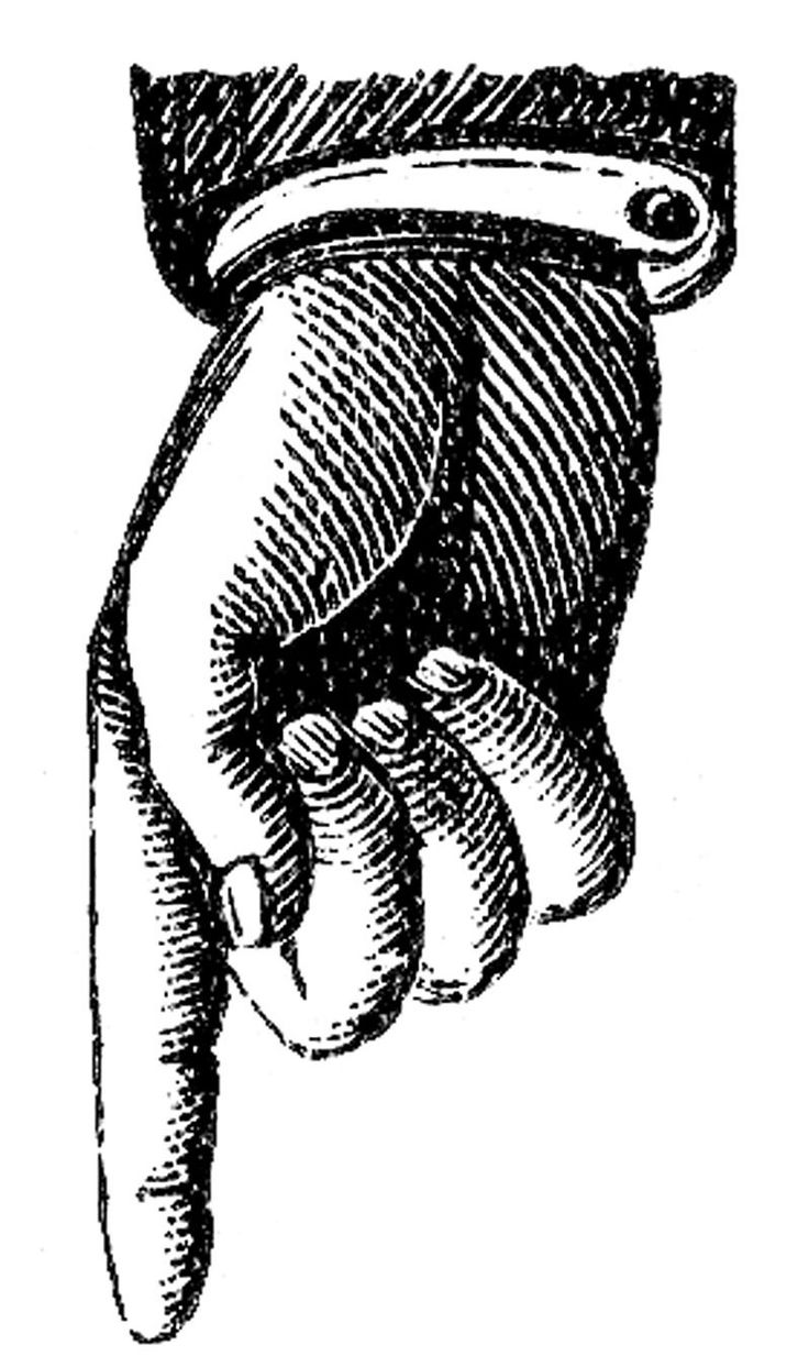 Free Pointing Hand Cliparts, Download Free Clip Art, Free.